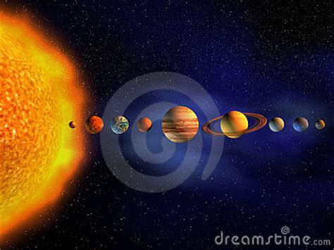 3d solar system diagram solar system royalty free stock photography image 16486307