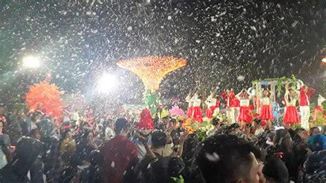 baguio christmas village adopts singapore dubai