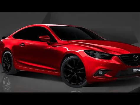 2017 2018 mazda 6 coupe (2 door) exhaust note youtube