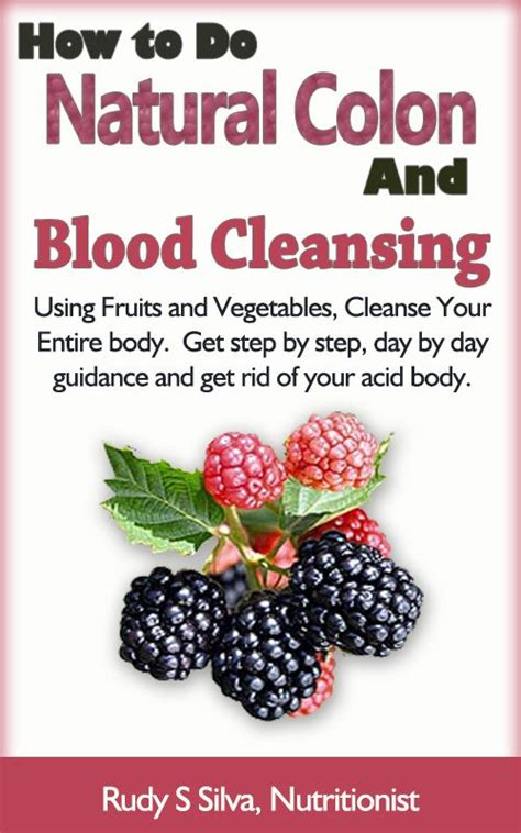 Herbal Detox Cookbook For Cleansing by Colon Cleansing Cover Best Remedies Book