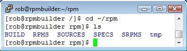 rpmbuild 8 build rpm package linux man page building rpms jervis dot ws