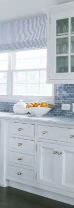 Blue Tile Kitchen Backsplash Coastal Kitchen Hardware Check Tuvalu Home