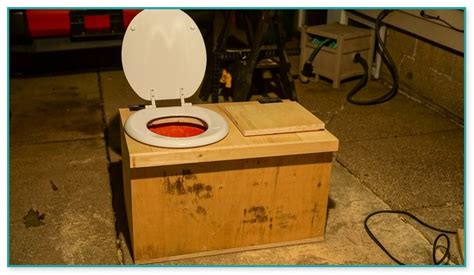 Homemade Composting Toilet by Home Made Composting Toilet