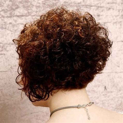 permed bob haircut stacked permed haircuts hairstylegalleries com