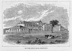 orphan houses ashley  bristol wikipedia