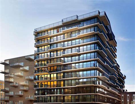 apartment design by architects mvrdv architects westerdok apartment building amsterdam