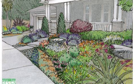drawing of garden garden drawing details drawntogarden