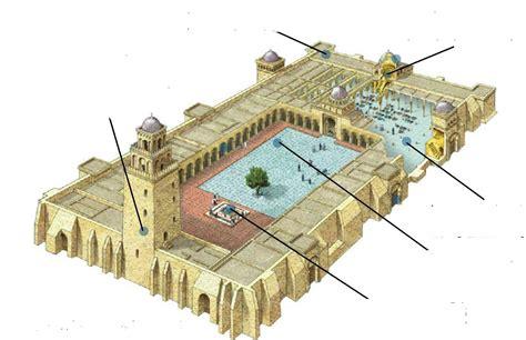 Dome Of The Rock Floor Plan juegos de historia juego de partes dunha mesquita