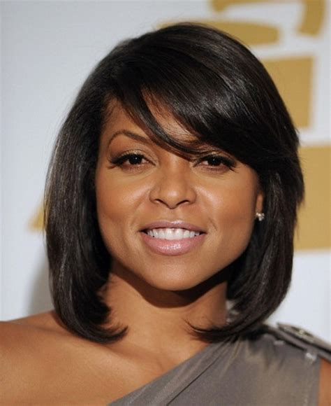 shoulder length hairstyles for black women black hairstyles for long hair 2015