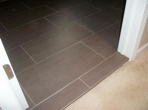 Bathroom Threshold by Tile Floor Transition Thresholds Quotes