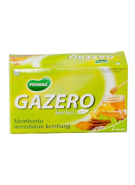 Obat Maag Kembung Herbal promag gazero obat kembung herbal liquid box 6x10ml
