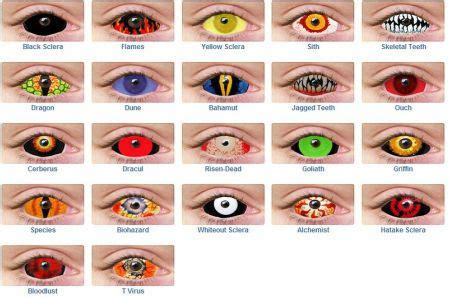colored contacts at walmart be careful where you buy contact lenses