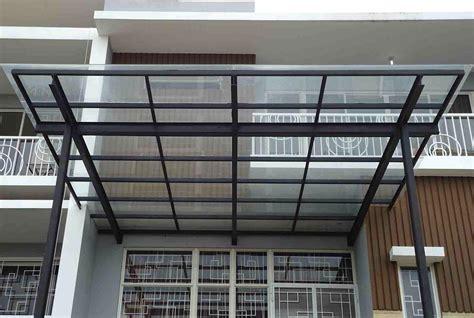 Kanopi Rumah Minimalis 23 model kanopi terbaru baja ringan rumah minimalis 2018