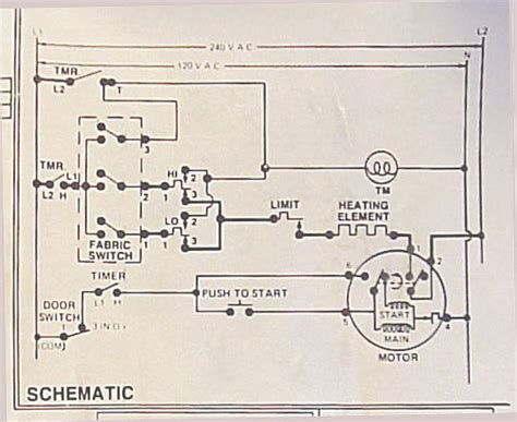 Clothes Dryer Wiring Diagram Wiring Diagram For Ge Dryer Get Free Image About Wiring