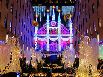 when does nyc start decorating for christmas season in new york newyork co uk