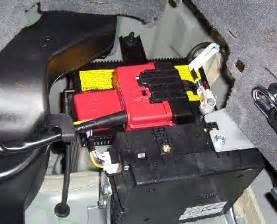 2010 Toyota Prius 12v Battery Replacement 12 Volt Prius Battery Location Get Free Image About