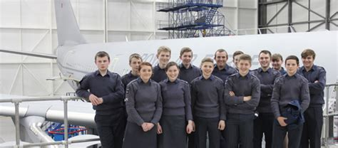 Air Tanker Cabin Crew by 2267 Sqn Visit Airtanker Thames Valley Wing