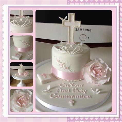 communie jurken c a first holy communion cake for my daughter christening