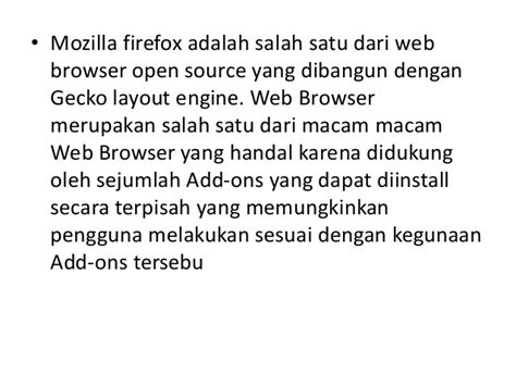 Gecko Layout Engine Adalah | pengertian url html hyperlink dan jenis web browser