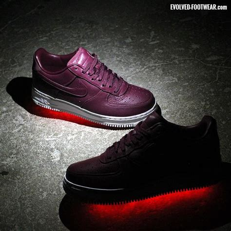 light up air force ones light up shoes led sneakers light up trainers