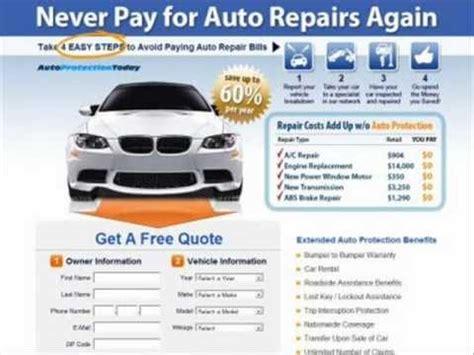 Get Car Repair Quotes Online