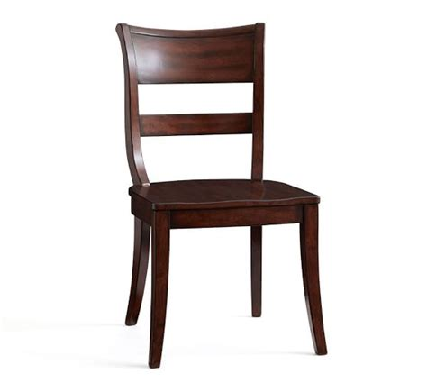 Bradford Dining Room Chairs - bradford dining chair pottery barn