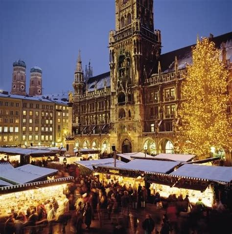 in munich germany in munich germany winter land