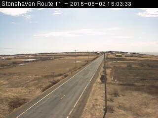 route 11 highway webcam stonehaven, nb web cameras on