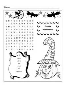 halloween activity sheets 1st grade festival collections