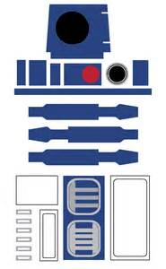 free printable star wars r2 d2 favor bag decoration