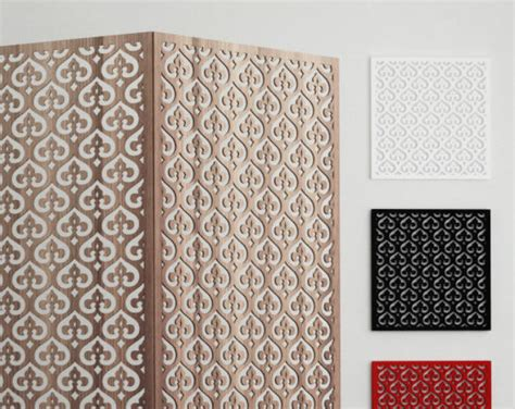 holzschnitt muster istanbul screen panel vorlage islamische geometrie