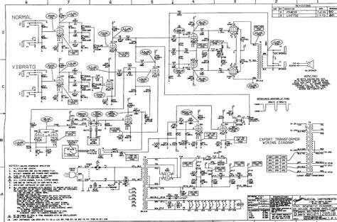 schematic for black deluxe reverb ab763 schematic