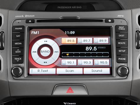 Kia Soul Radio Problems 2012 Kia Sportage 2wd 4 Door Ex Audio System