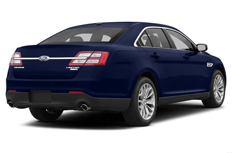 Ford Taurus Prices Reviews And 2013 Ford Taurus Price Photos Reviews Features