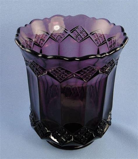 Dusdusan Amethyst Complete Serving Set mosser amethyst spooner vase retired glass