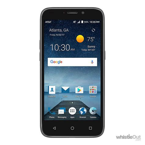 Cell Phone 3 by Zte Maven 3 Prices Compare The Best Plans From 2