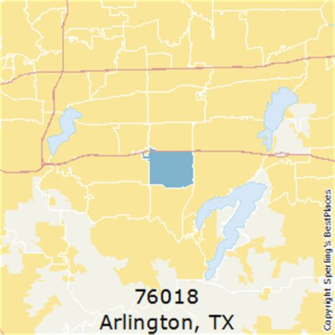 arlington texas zip code map best places to live in arlington zip 76018 texas