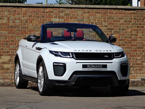 used range rover for sale used land rover range rover evoque cars for sale