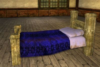 how to be rough in bed item rough gondorian bed lotro wiki com