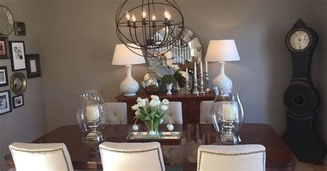 rooms today outlet quot new orb chandelier for my dining room i got ballarddesigns outlet hung today quot instagram
