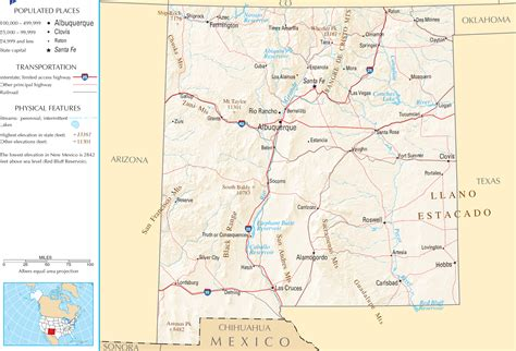 nm map file map of new mexico na png