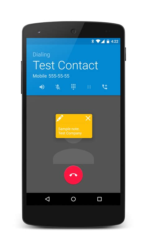 calling app for android call notes pro android evernote app center