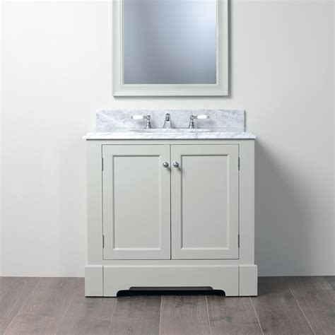 bathroom sink vanity units porter vanities louis single painted vanity 1 000 215 1 000