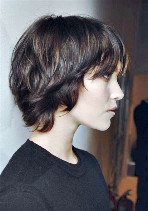 longer pixie haircuts for women long pixie cut hairstyles glamour women hairstyle