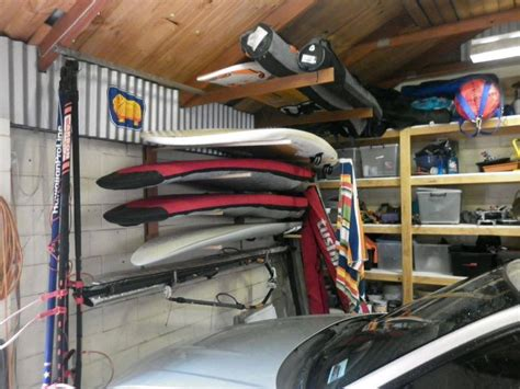 Surfboard Garage Storage Ideas 27 Best Images About Garage On Wall Mount