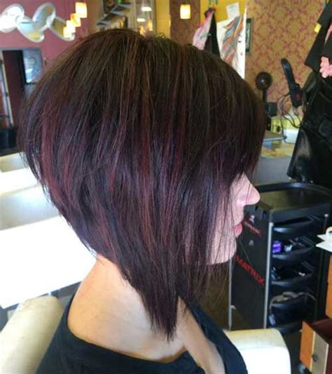 angled bob colored hair 30 best angled bob hairstyles bob hairstyles 2017