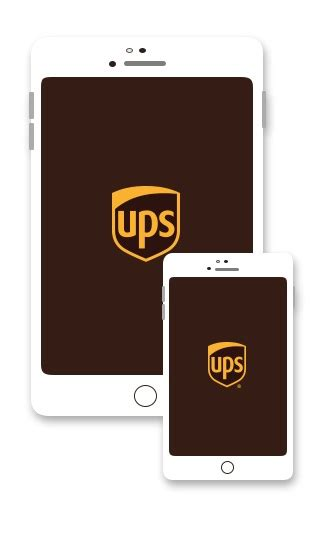 ups tracking mobile ios ups mobile app ups
