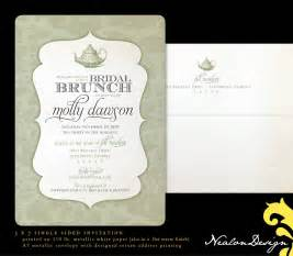 wording for wedding breakfast invitation bridal brunch shower invitations bridal shower brunch