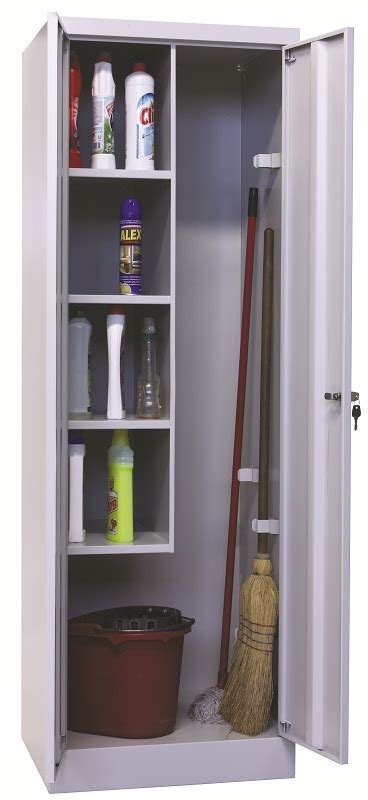 cleaning tools holder cabinet