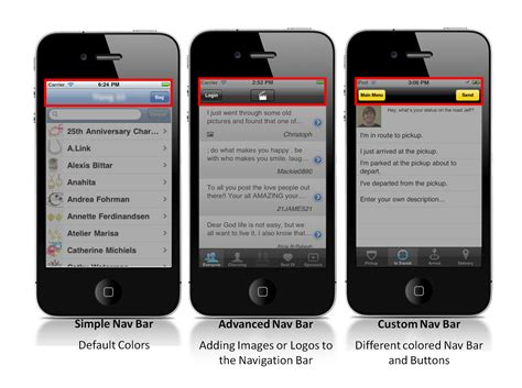 app design navigation how to design mobile apps that engage desart lab blog